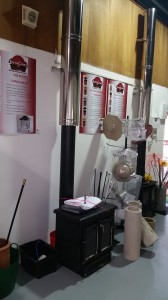RODTECH PRACTICE STOVES
