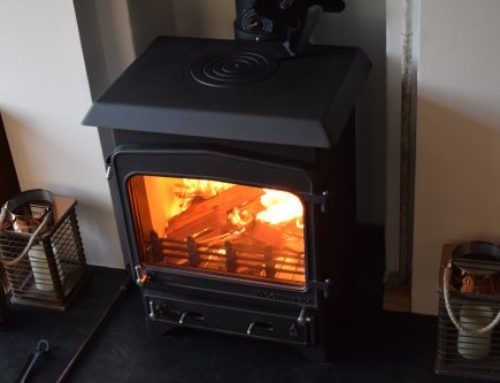 Woodwarm Fireview Stove